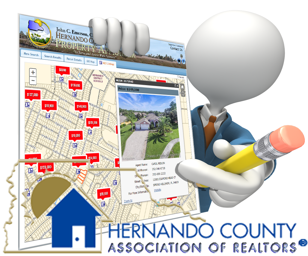 2014 oneida county tax rolls - Through A Joint Effort Between The Property Appraiser S Office And Hernando County Association Of Realtors We Have A New Interactive Map To Help The Public